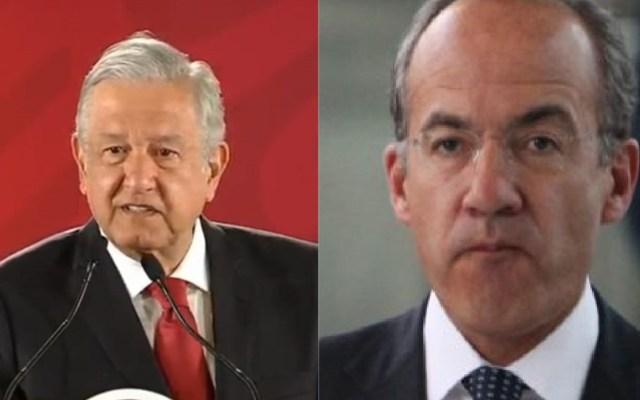 López Obrador responde a Calderón y Zavala tras señalamientos a su hijo - calderón lópez obrador comandante borolas