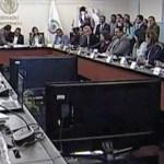 Análisis en Comisiones del Senado de minuta sobre la Guardia Nacional