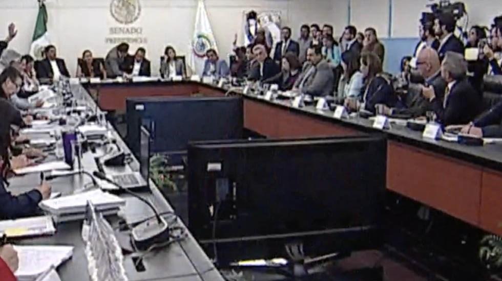 Comisiones del Senado analizan la Guardia Nacional