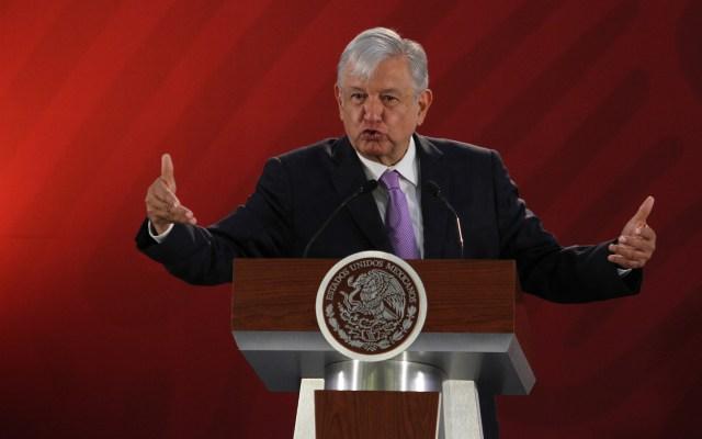 AMLO acusa que presidente de la CRE tiene conflicto de interés - Foto de Notimex-Oscar Ramírez.
