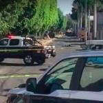 Hombre atropella y mata a asaltante en Querétaro