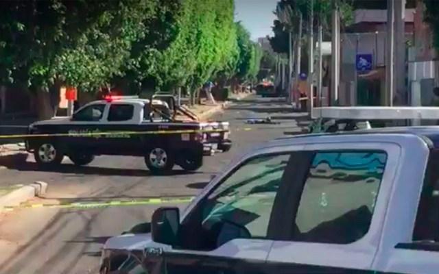 Hombre atropella y mata a asaltante en Querétaro - Foto de @CN_queretaro