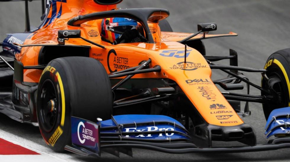 Sin graves consecuencias se registra incendio en garage de McLaren - Foto de McLaren