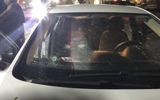 Atentan contra 'El Mijis' en carretera de SLP; el legislador se encuentra ileso - Atentan contra 'El Mijis' en carretera de SLP