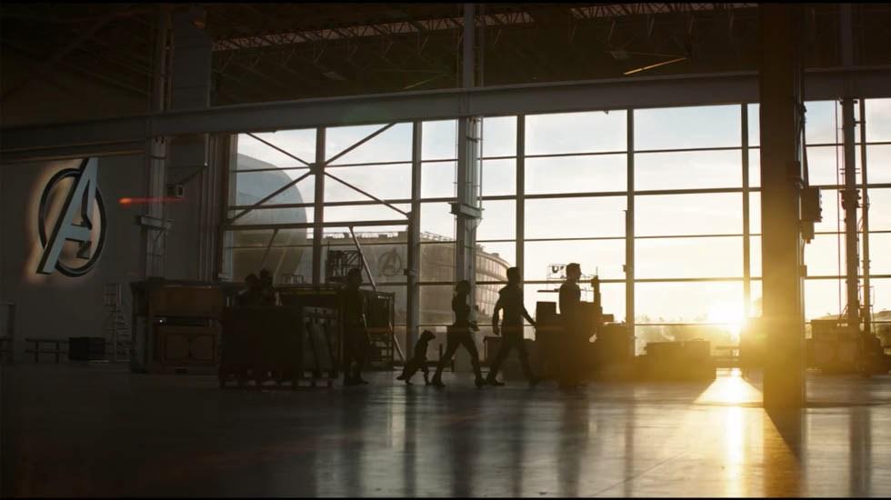 #Video Lanzan tráiler de 'Avengers: Endgame' - Captura de Pantalla