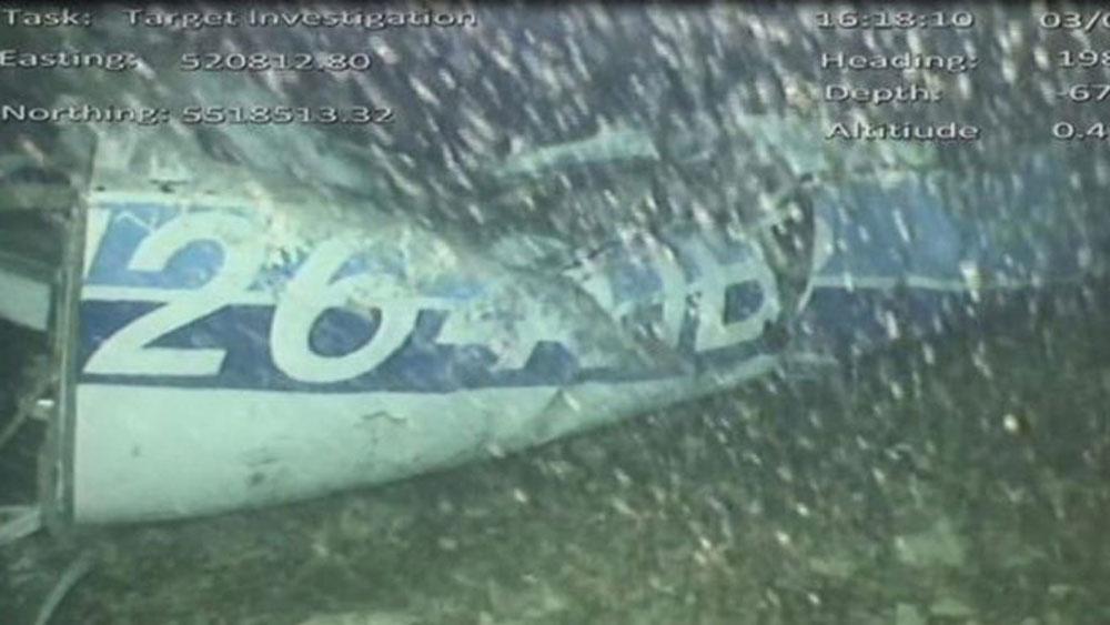 Imperativo recuperar cuerpo del avión de EmilianoSala: experto - Foto de AAIB