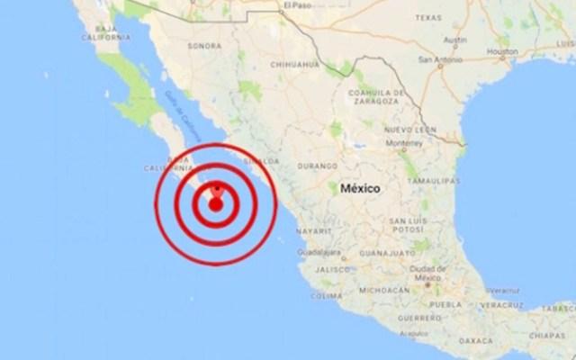 Sismo magnitud 4.2 en Baja California Sur - Foto de Internet