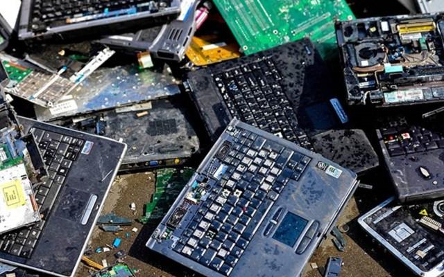Mexicanos producen 10 kilos de basura electrónica al año - Basura electrónica. Foto de UNAM
