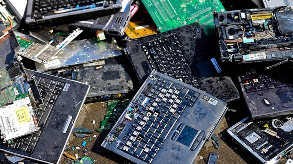 Resultado de imagen para basura electronica