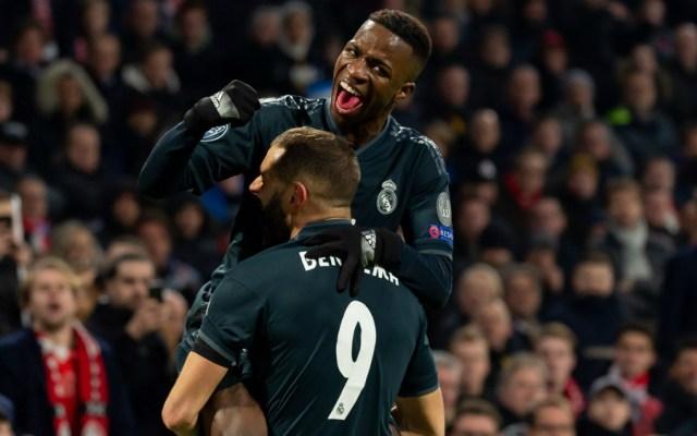 Real Madrid se acerca a los cuartos de Champions tras ganar 2-1 al Ajax - Foto de uefa.com