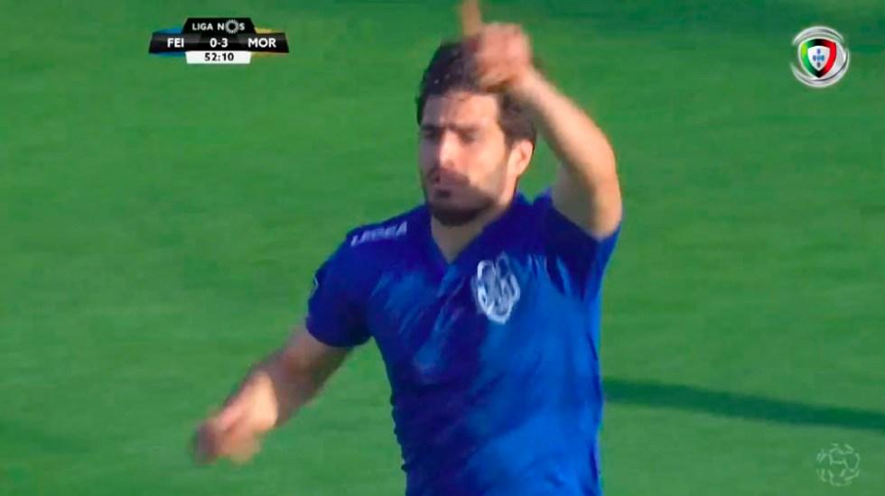 #Video Gol de Antonio Briseño con el Feirense
