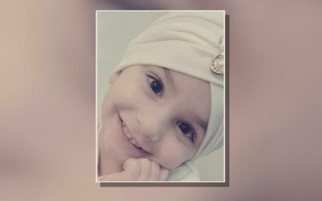 Niña de 5 años lucha contra raro cáncer cerebral; busca cumplir lista de deseos - Foto de CBS Austin
