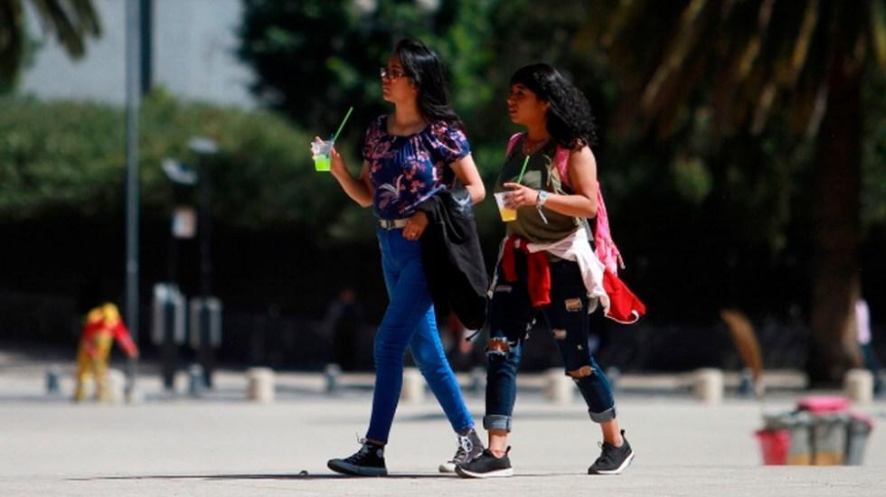 Continuará la onda de calor en gran parte del país - Foto de Notimex