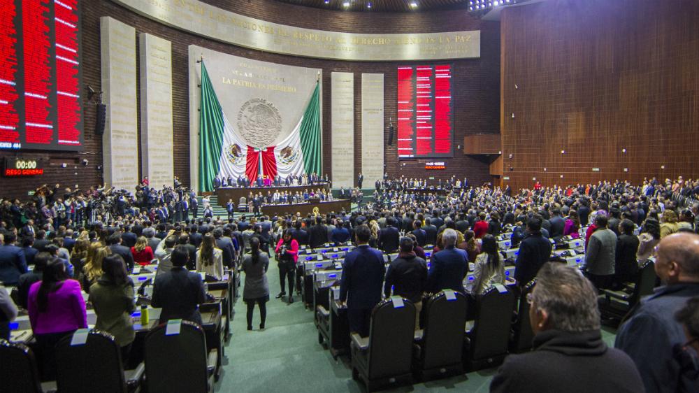 Recibe la Cámara de Diputados proyecto de Guardia Nacional con mando civil - Reforma Educativa Cámara de Diputados
