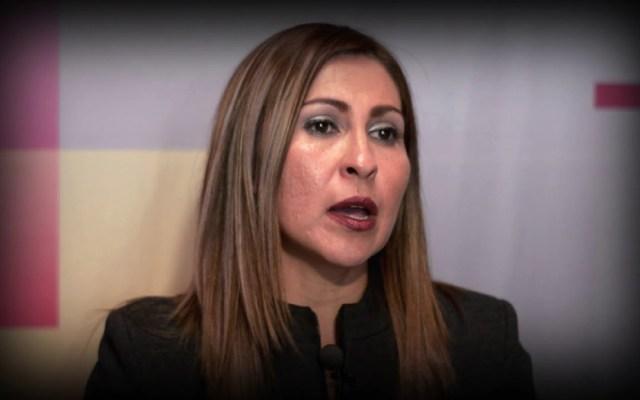 Diputada cancela su salida de Encuentro Social - diputada Carolina García Aguilar renuncia pes