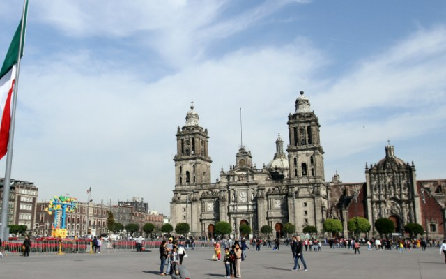 HR Ratings baja perspectiva de crecimiento de México - Foto de Notimex
