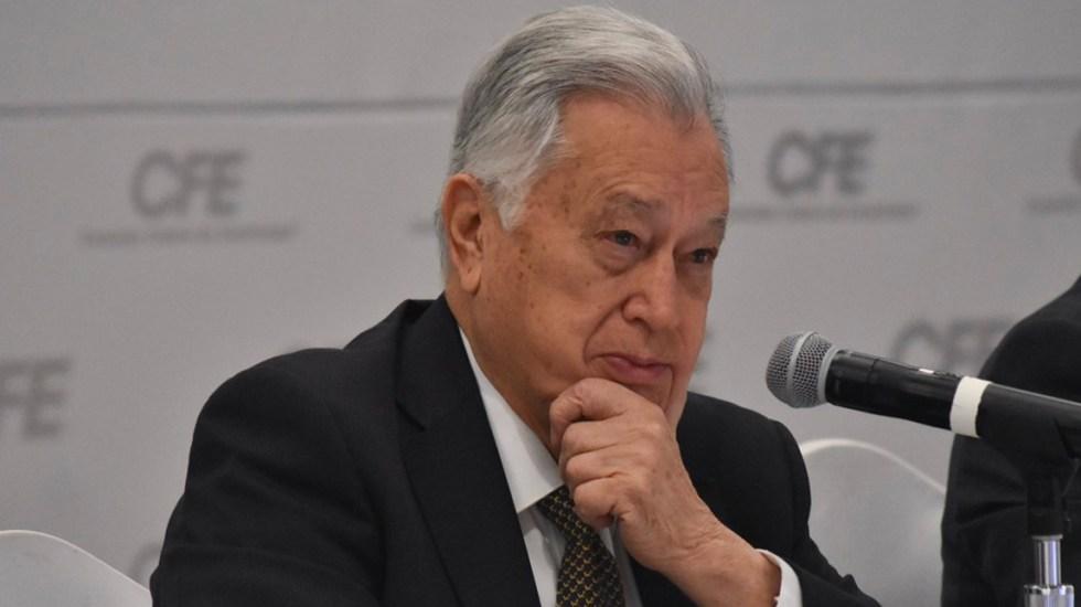 Continuarán los subsidios a las tarifas de la CFE: Manuel Bartlett Díaz - Foto de Quadratín