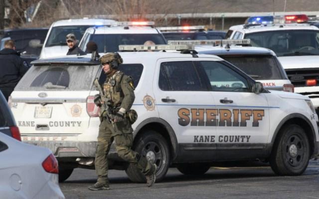 Matan a seis y hieren de bala a 28 durante el fin de semana en Chicago - Cinco muertos tras tiroteo en Illinois