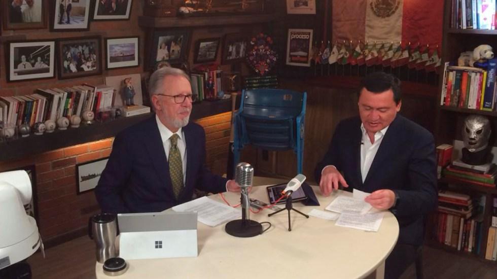 López-Dóriga entrevista a Osorio Chong