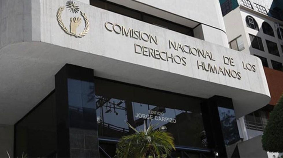 CNDH emite recomendación por detenciones arbitrarias en Aguascalientes - La cndh condena la muerte de de Jesús Ramos