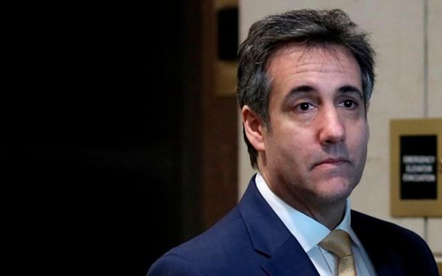 Michael Cohen mintió mucho ante el Congreso: Trump - Foto de AFP