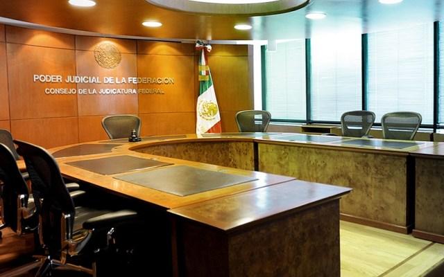 Judicatura Federal niega que jueces no puedan criticar a AMLO - Consejo de la Judicatura Federal. Foto de @cjf_mx