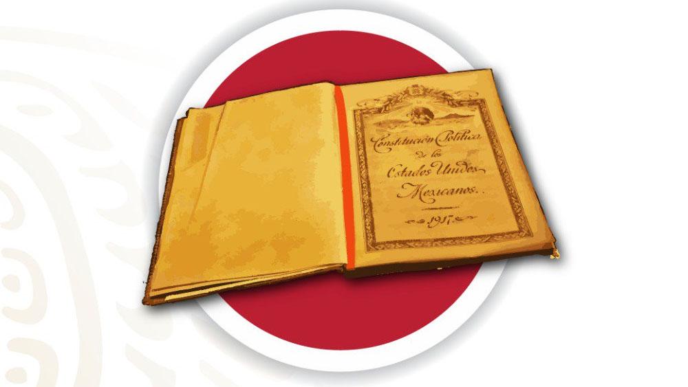 Educación y trabajo, derechos vigentes en la Constitución: presidencia - Foto de SRE