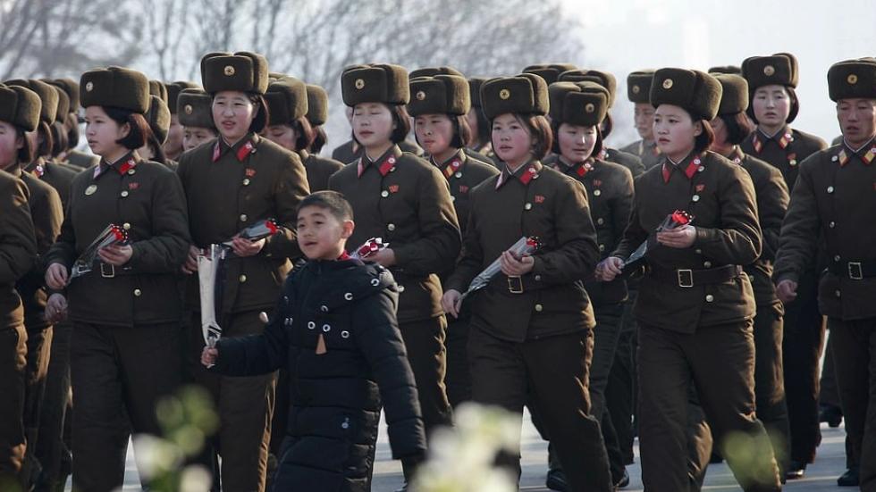Norcorea enfatiza la determinación de Kim por la paz