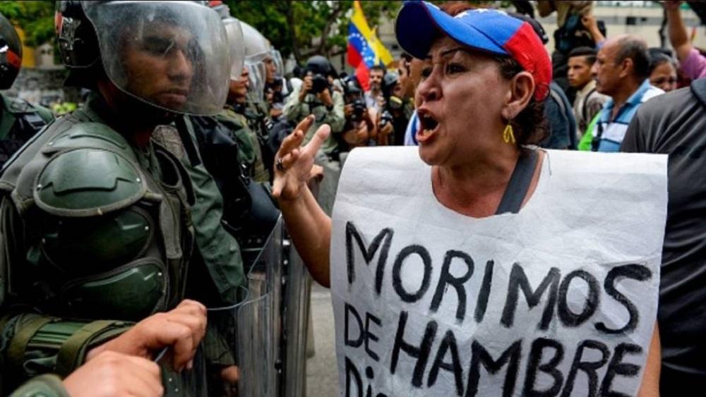 Unión Europea destina cinco millones de euros para Venezuela - Crisis en Venezuela. Foto de Internet