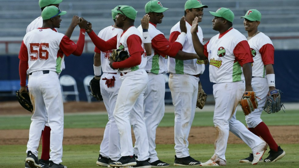 Panamá y Cuba jugarán sorpresiva final de Serie del Caribe - Foto de AP
