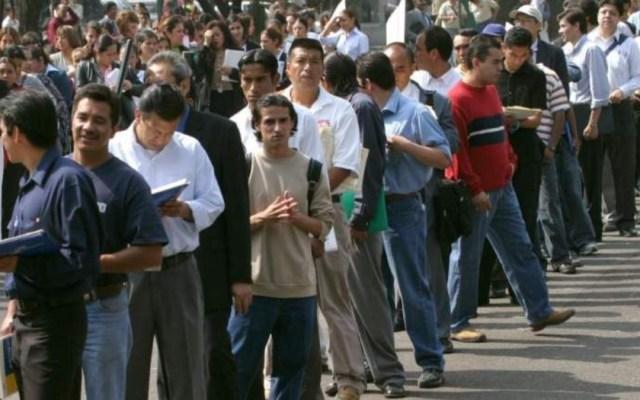 Aumenta desempleo 0.2 por ciento a nivel anual en enero - Foto de Notimex