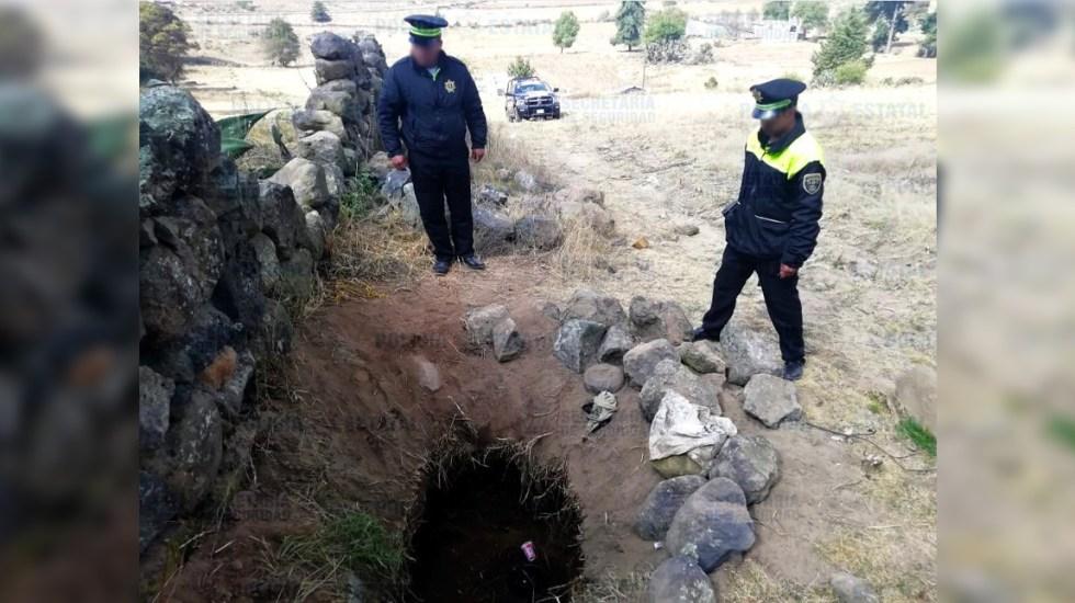 Controlan fuga en toma clandestina en el Estado de México - Foto de @SS_Edomex