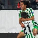 Lainez logra el empate del Betis en el minuto 90