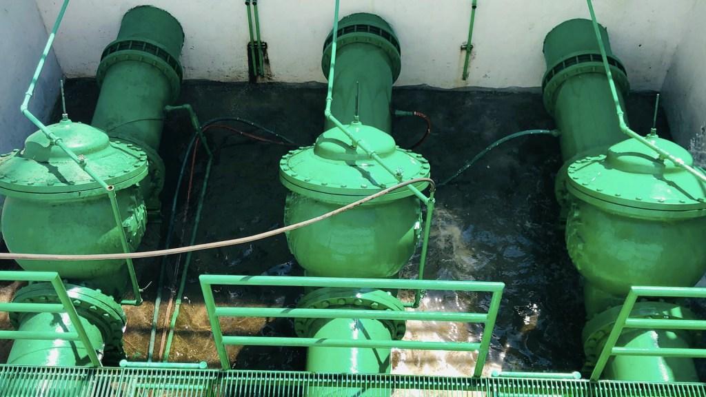 Falla en tanque afectará suministro de agua en Ecatepec - Habrá unadisminución en el suministro de agua en colonias de Ecatepec por una falla en un tanque. Foto de Notimex