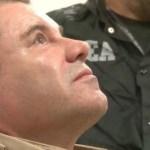 EE.UU. teme que 'El Chapo' quiera escapar por pedir ejercicio al aire libre - Estados Unidos 'El Chapo' Guzmás tras ser extraditado a EE.UU. Foto de DEA