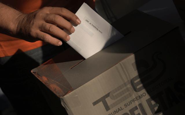 Elecciones presidenciales en El Salvador este domingo - Foto de AFP
