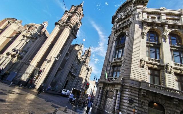 El día que Pancho Villa bautizó una de las calles más importantes de la Ciudad de México - Foto de Carlos Tomasini.