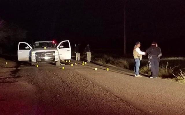 Enfrentamiento armado en Sonora deja siete muertos y tres heridos - Foto de @blogdelnarcomx