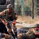Siete muertos en enfrentamientos entre militares y rebeldes en Cachemira - Foto Especial