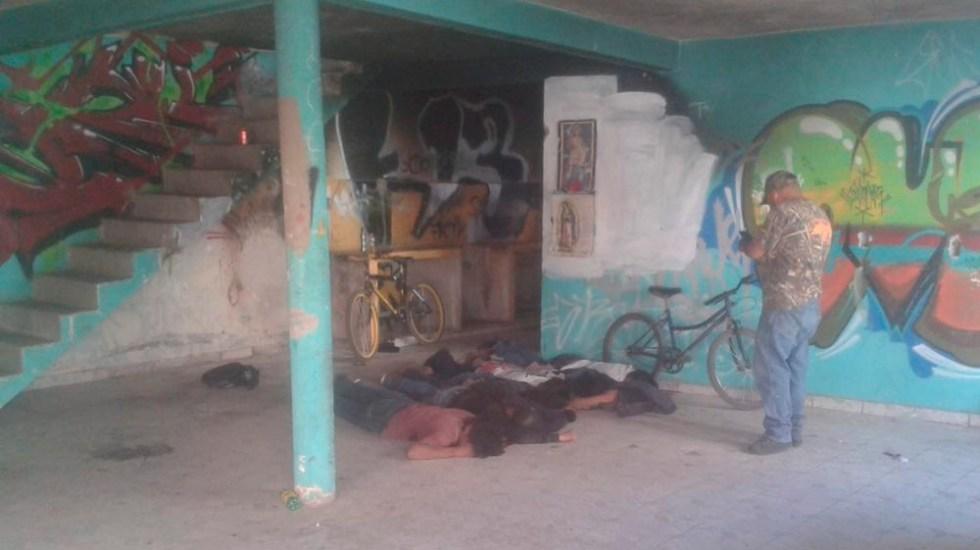 Enfrentamiento deja siete muertos en Salamanca - Foto de @l4nd3t4