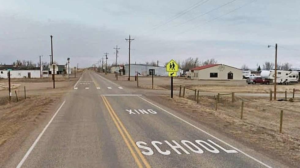 Escuela en Wyoming abrirá para recibir a solo un estudiante - Foto de Google Street View
