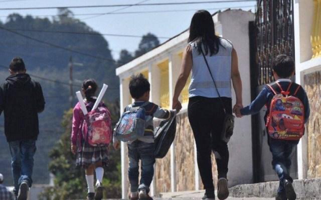 Sismo en Chiapas afectó 46 escuelas en Guatemala - afectaciones escuelas sismos guatemala