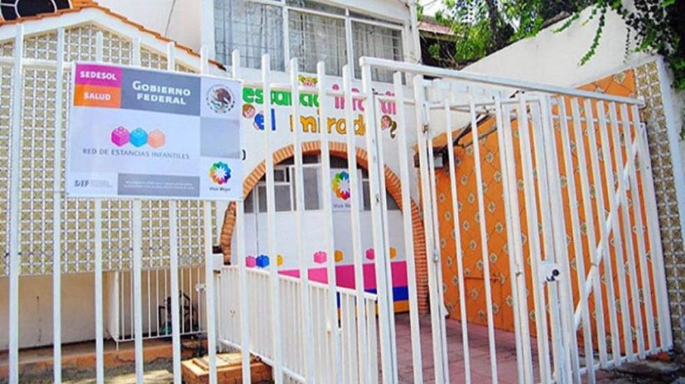 Renuncia responsable del Programa de Estancias Infantiles - amparo eliminación estancias infantiles