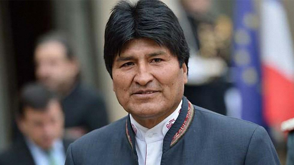 """Renuncia de Evo Morales es un acto de """"cordura y responsabilidad"""": Sheinbaum - Foto de Notimex"""