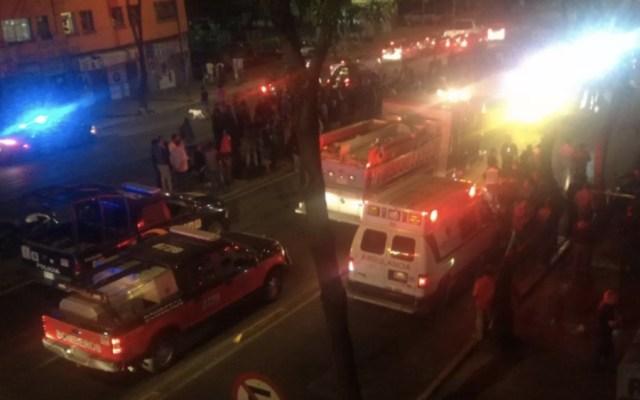 Explosión en panadería del Centro Histórico capitalino deja un lesionado - Foto de @Itzeeluchiz