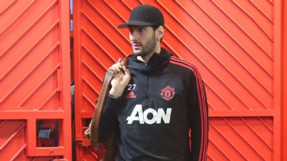 Fellaini deja el Manchester United - Fellaini traspaso Manchester United