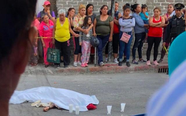 Menor asesina a mujer a quien amenazó dos días antes en Iztapalapa - Foto de Quadratín