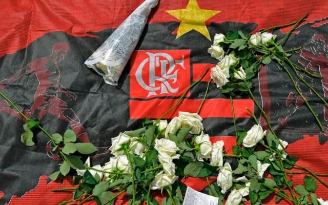 Identifican a las 10 víctimas del incendio en instalaciones del Flamengo - Foto de AFP