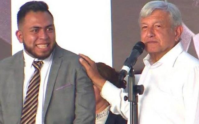 Exigen a López Obrador destituir a superdelegado de San Luis Potosí - Foto de La Otra Opinión