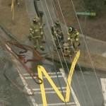 Fuga de gas provoca evacuación en el área de Atlanta - Foto de CBS 46